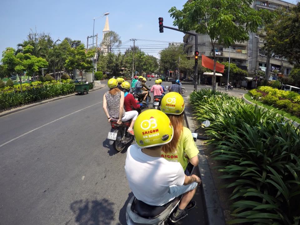 Saigon Motorbike City Tour - Saigon Charms | Saigon on Bikes