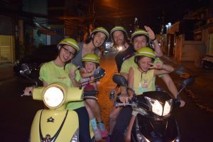 Things to do with kids in Saigon