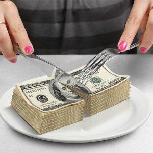 split your cash