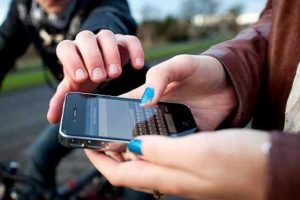 phone snatching